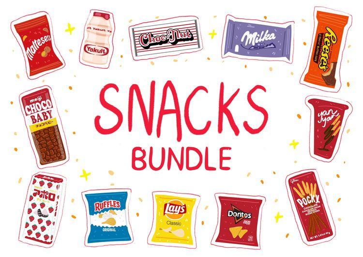 bundle - Snacks - carbonelnice   ello