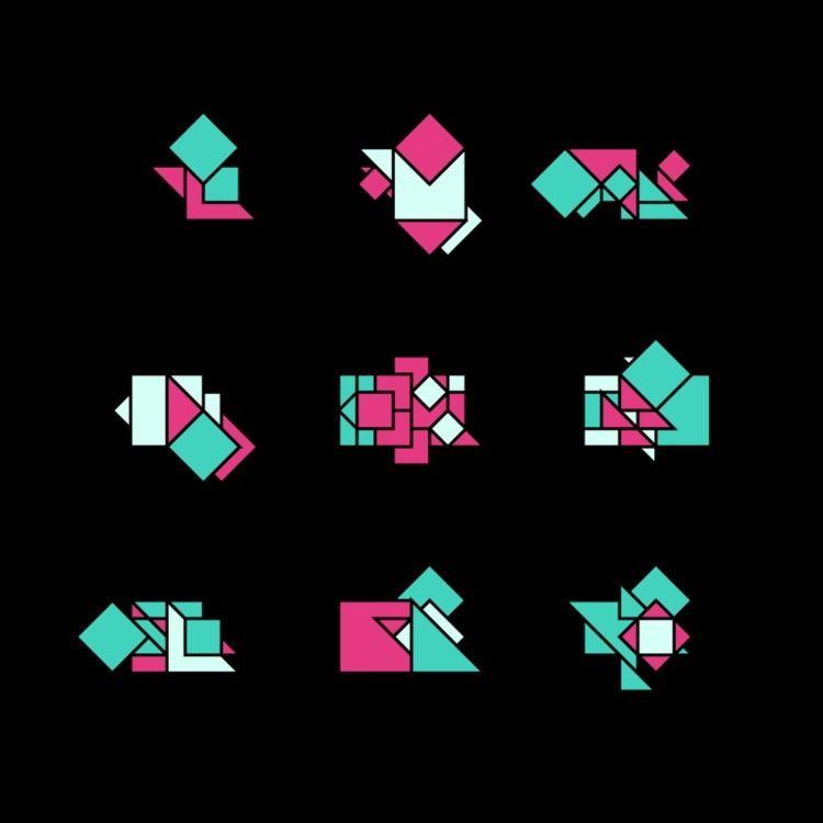Geometric Shapes / 190915 - sasj | ello