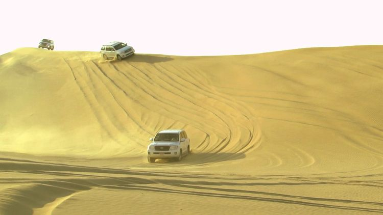 Evening desert safari - desert123 | ello
