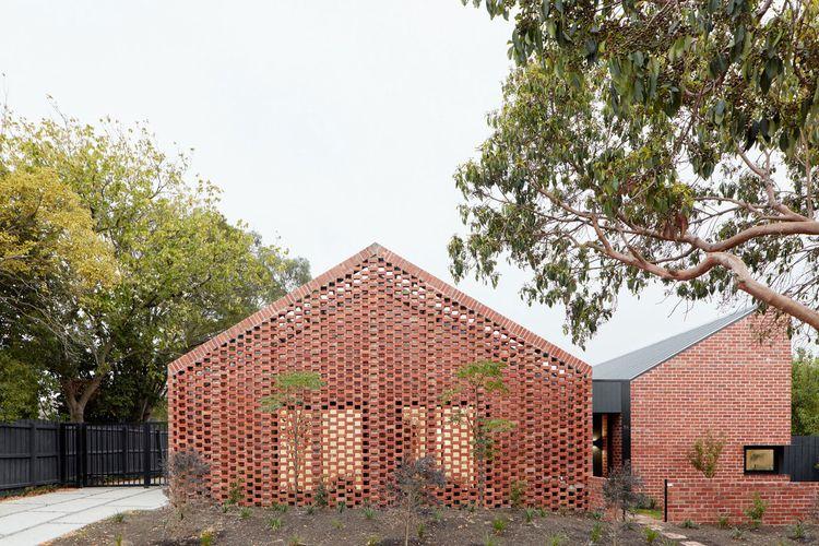Ultimate Modern Brick House Lis - gessato | ello