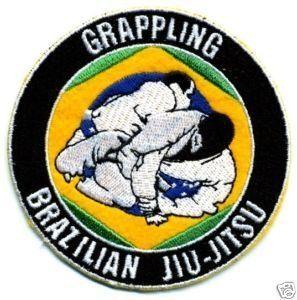 Brazilian Jiu-Jitsu patches sup - bjjpatches | ello