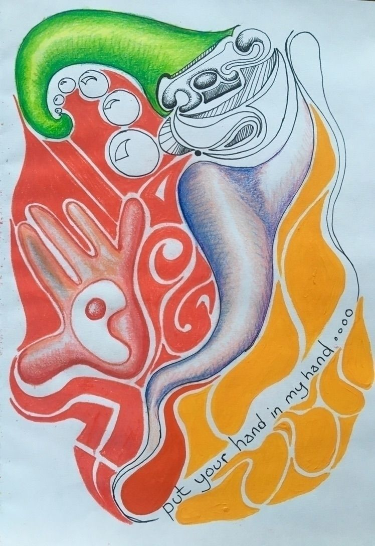 Put hand hand... mix - rockas13 | ello