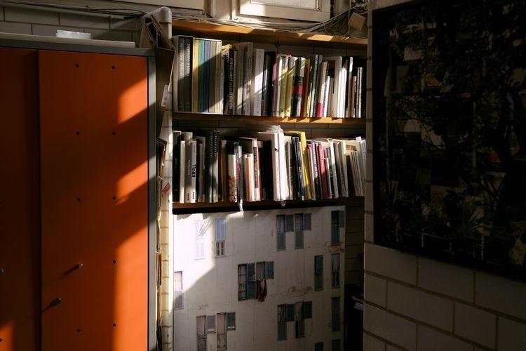 bookshelf? (2019 - janekpaul | ello