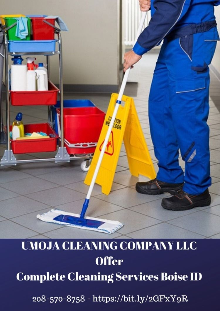 Complete Cleaning Services Bois - markperson | ello