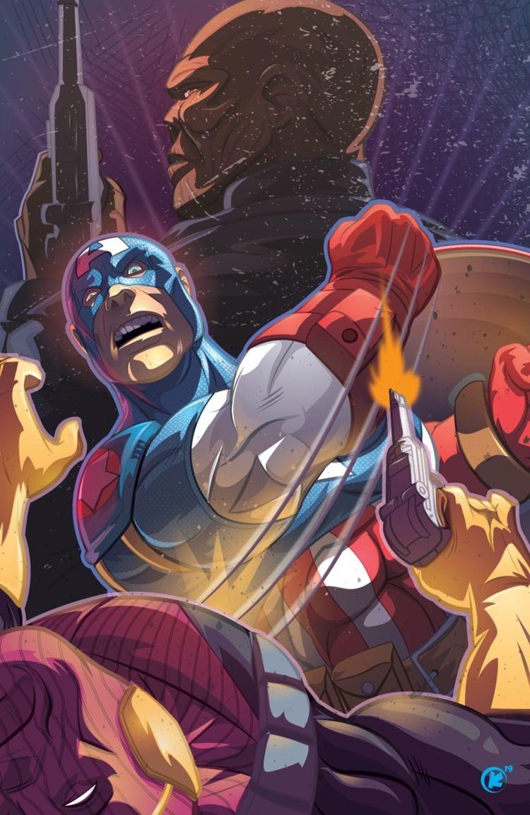 Avenger. return reinvigorated R - universek | ello