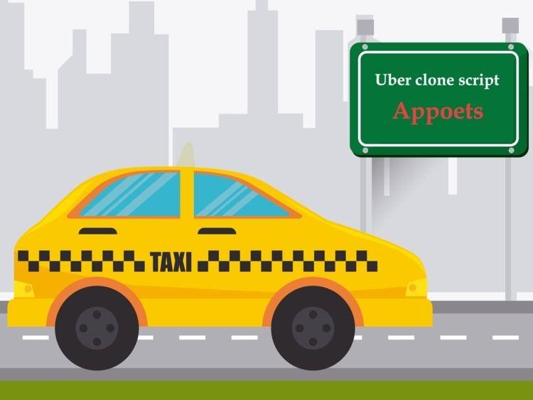 Uber clone script Appoets top t - jimmyburbage | ello