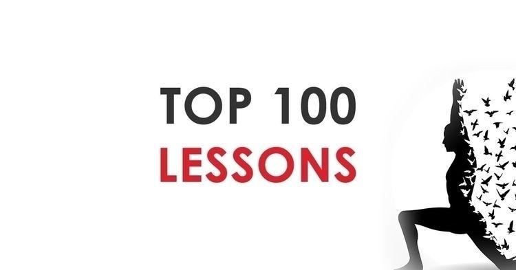 Check → Top100Lessons.com - sebastianxco | ello