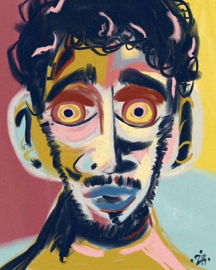 Portrait  - art, artist, artwork - cavitycrew | ello