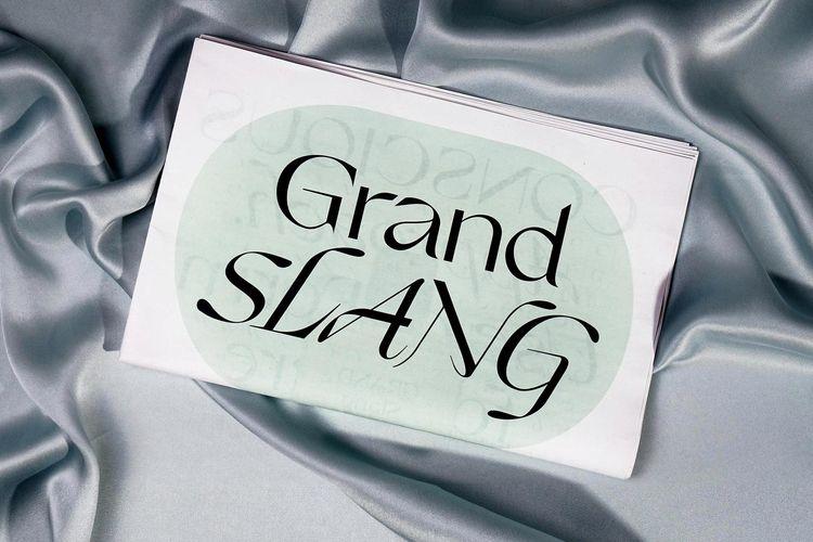 Nikolas Type: Grand Slang Colog - northeastco | ello