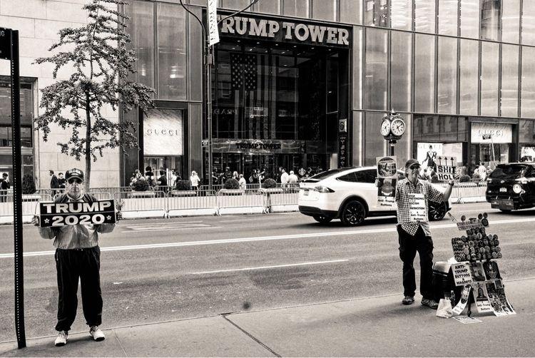Trump Tower. . Website: Story - xiomaro - xiomaro | ello