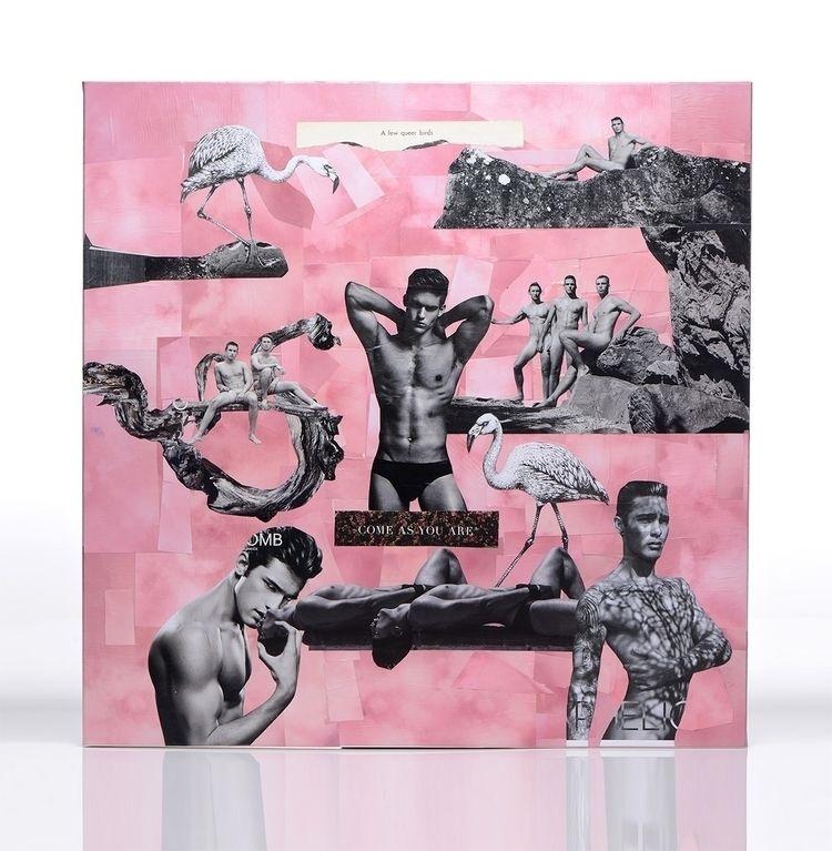 Queer Clouds Collage pieces) ca - ericperez   ello