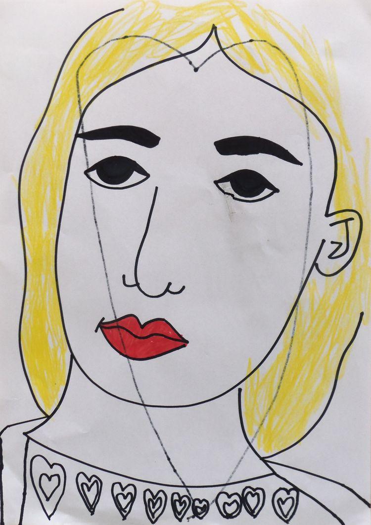 Collab Jasmine. 2019 - drawing, collaboration - stephanesalvi | ello
