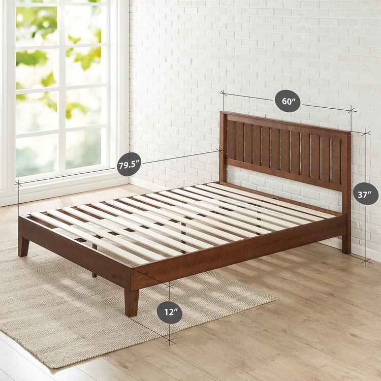 fancy solid wood platform bed?  - platformbedexpert | ello