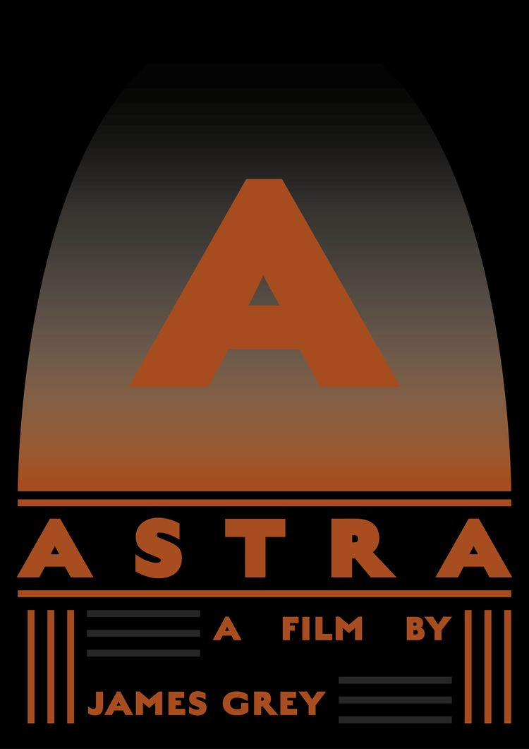 Film poster Ad Astra (2019), di - mathieuvancamp | ello