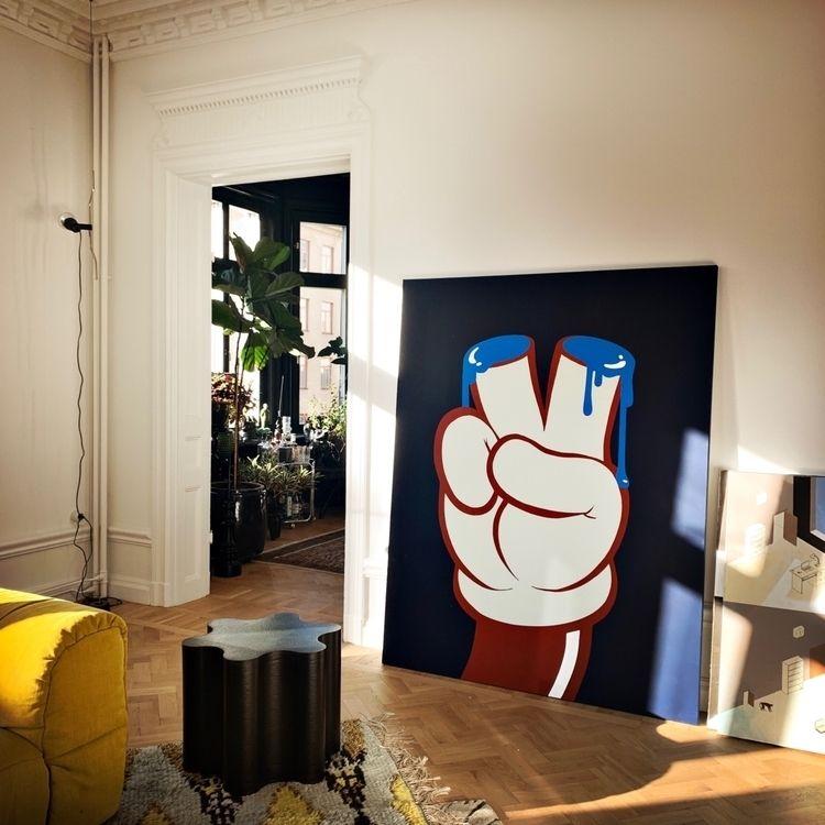 Repost, private collection - blundlund | ello