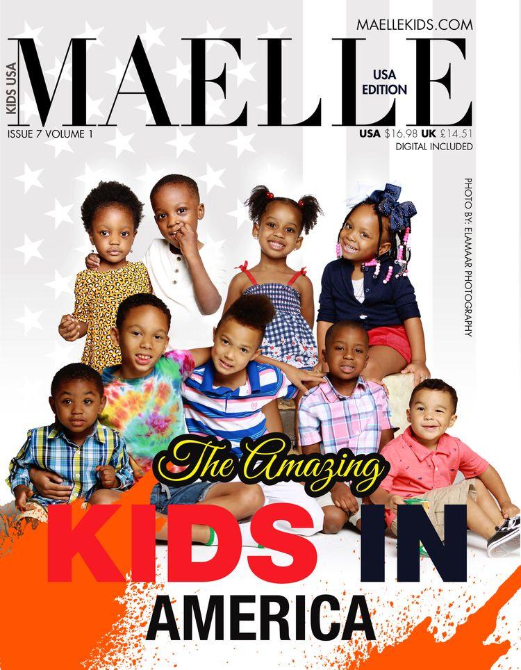 Coming Maelle Kids Magazine Iss - maellekidsmag | ello