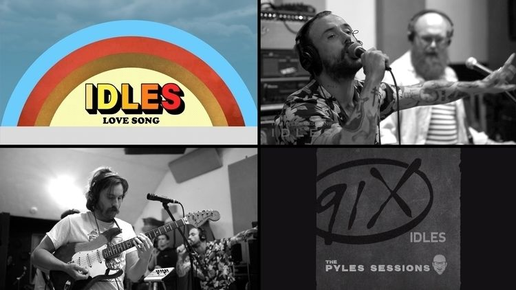 IDLES Pyles Sessions! time Stat - crvideo_crv | ello