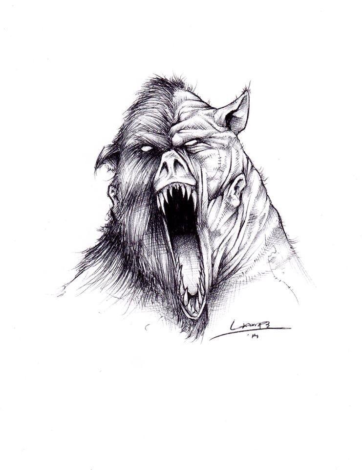 bear pig man - tlamph   ello