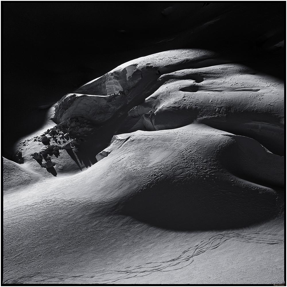 Glacier - analog, filmphotography - schwedenwuerfel | ello