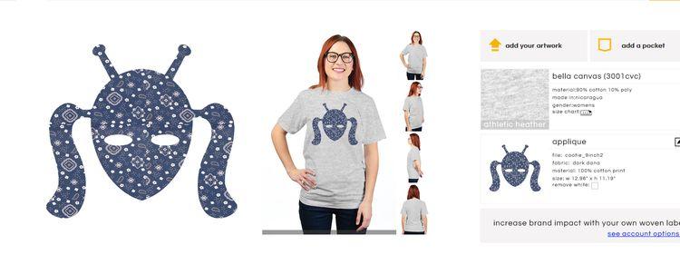 COOTIE GIRL designs - patrou | ello