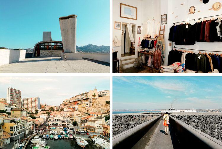 Bonjour Marseille! City Guide e - futurepositive | ello