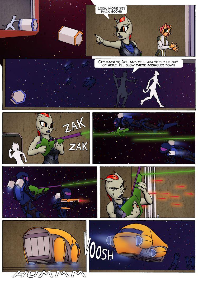 Escape Velocity page 193 goons  - thejolle | ello