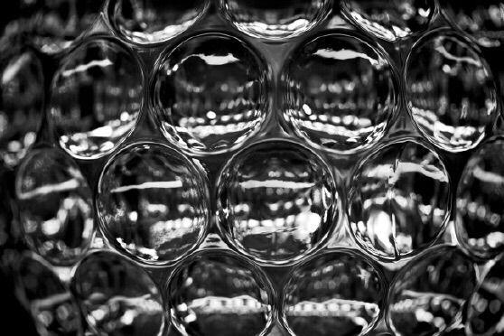 Glass bubbles - wallpaper - taari | ello