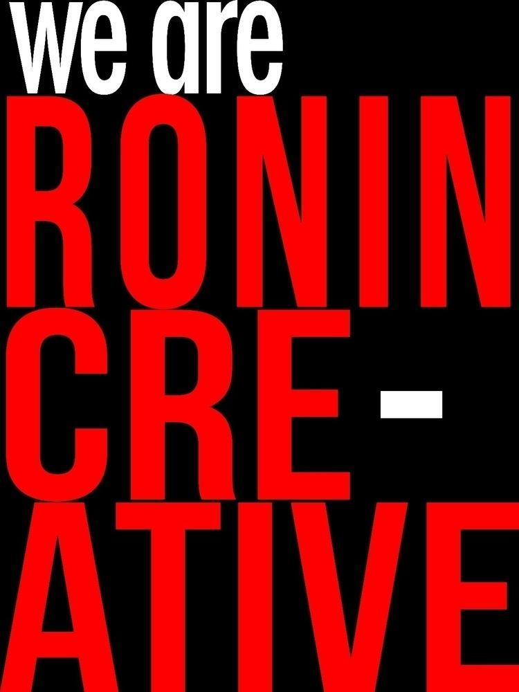 RONIN CREATIVE - mikehosoda | ello
