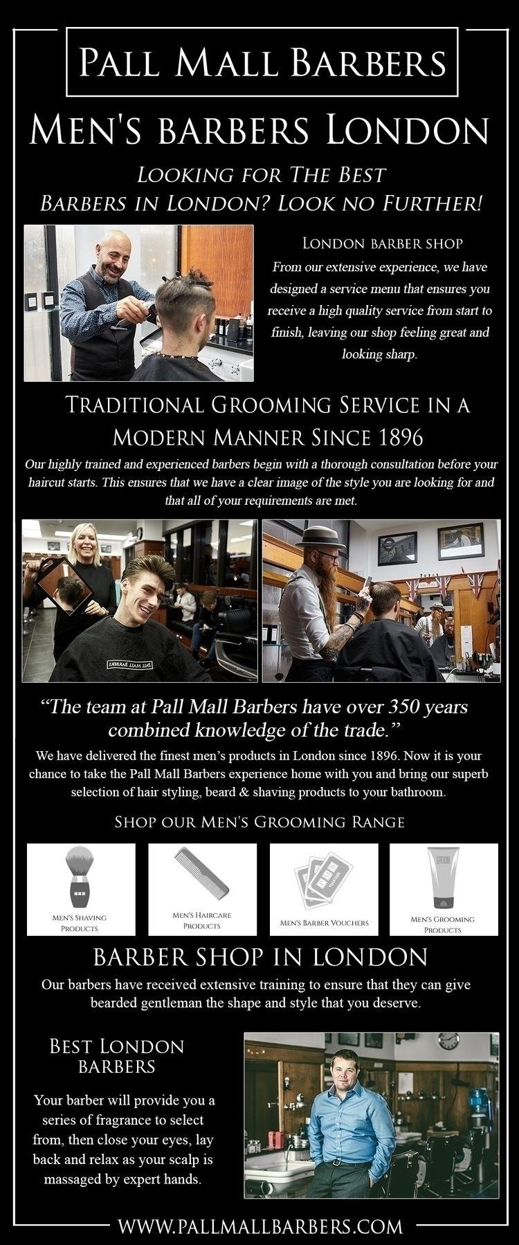barbers London services master  - barbersinlondon | ello