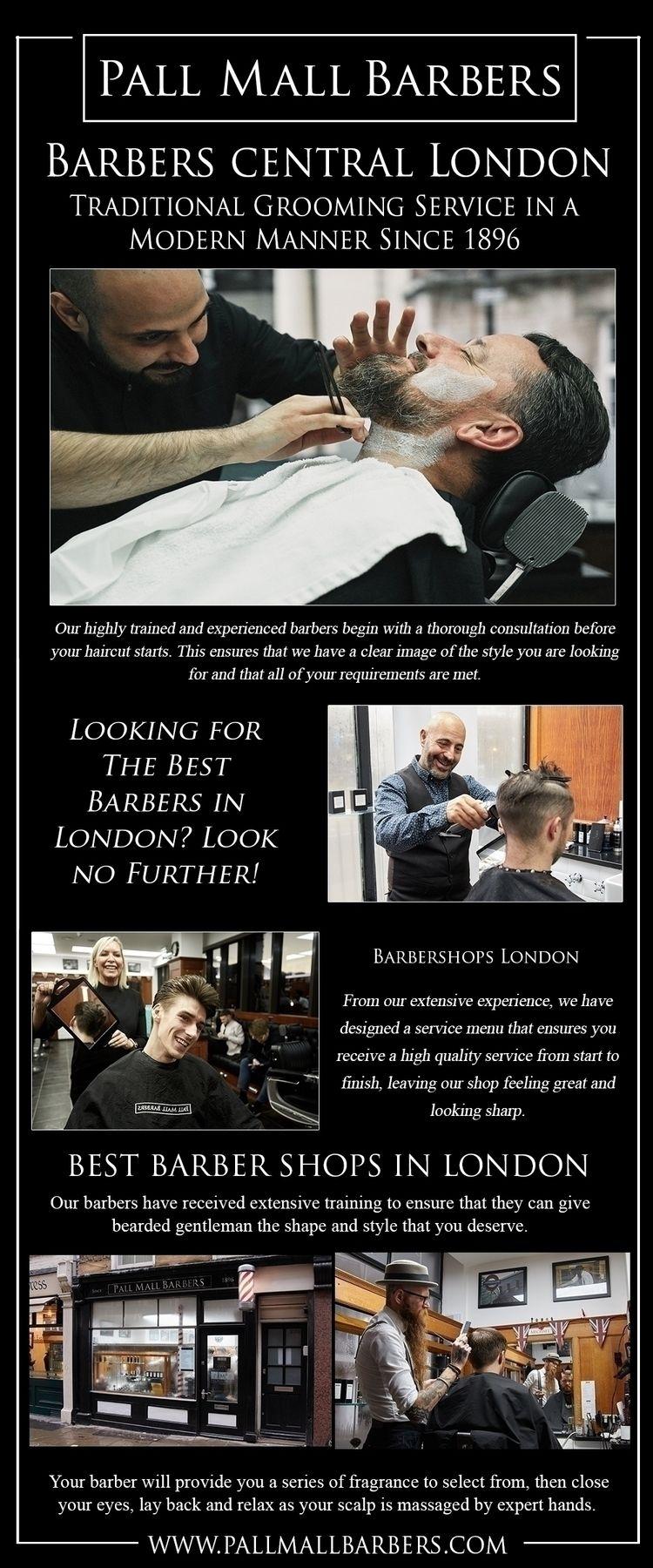 London barbers - haircut offers - barbersinlondon | ello