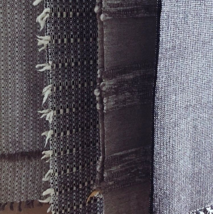 WIP - weaving, handweaving - luzlum   ello