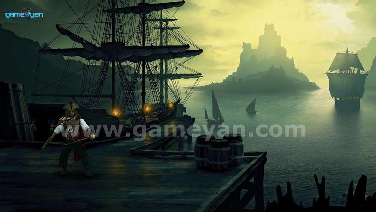 Morgan Pirates Character Modeli - gameyan | ello