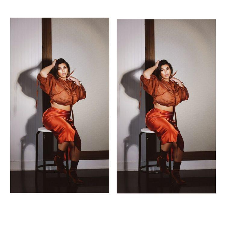 19/20 Model/Blogger:@strictlyna - 83studio   ello