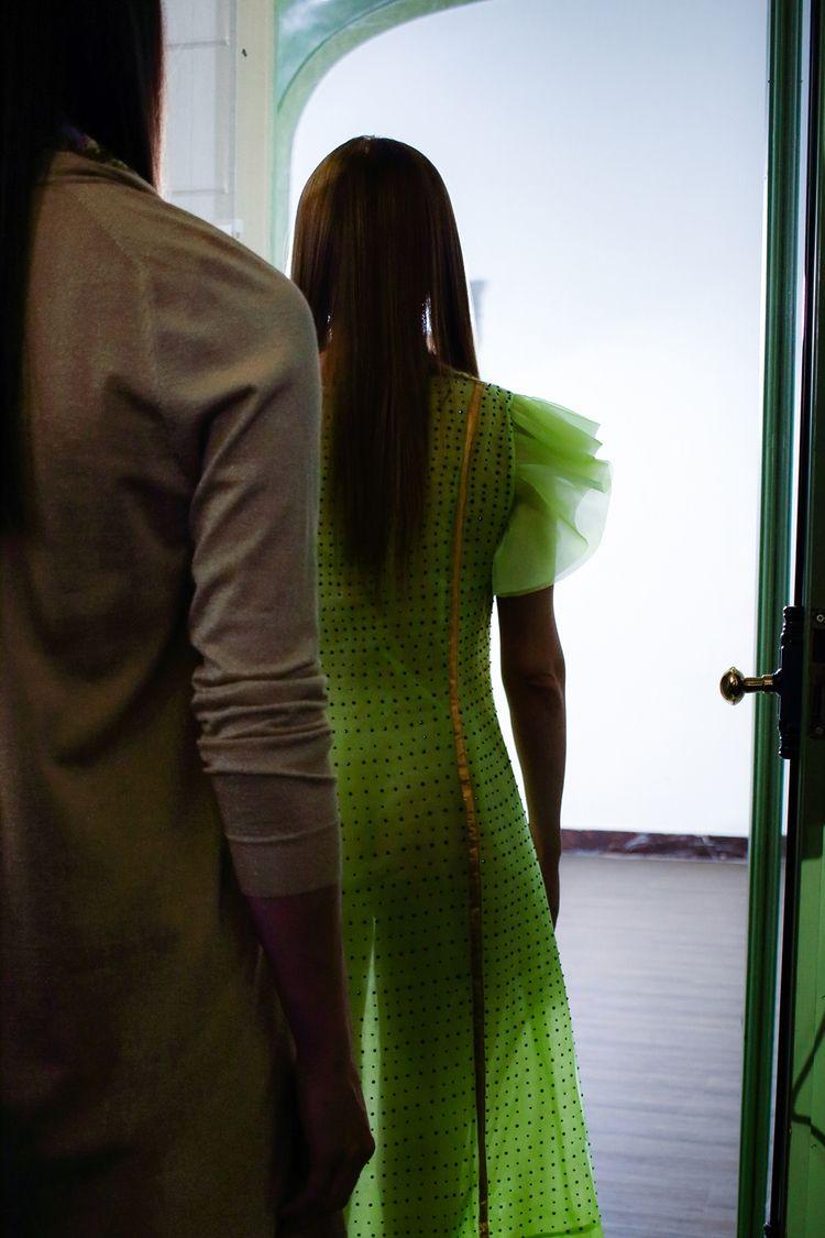 backstage photos Samantha lates - stylishsouls | ello