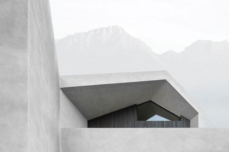 Villa Bergmeisterwolf minimalis - minimalissimo   ello