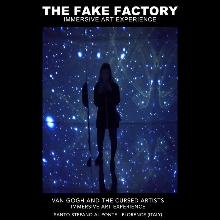Immersive art exhibitions - thefakefactory | ello