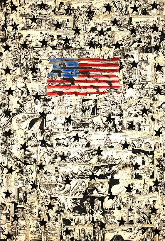 History, Flags, weapons, collag - boraistudio | ello