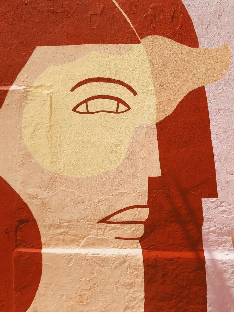 Mural Além da Rua Festival. uin - uinverso   ello