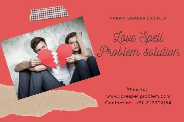 Love Spell Problem common perso - lovespellprob | ello