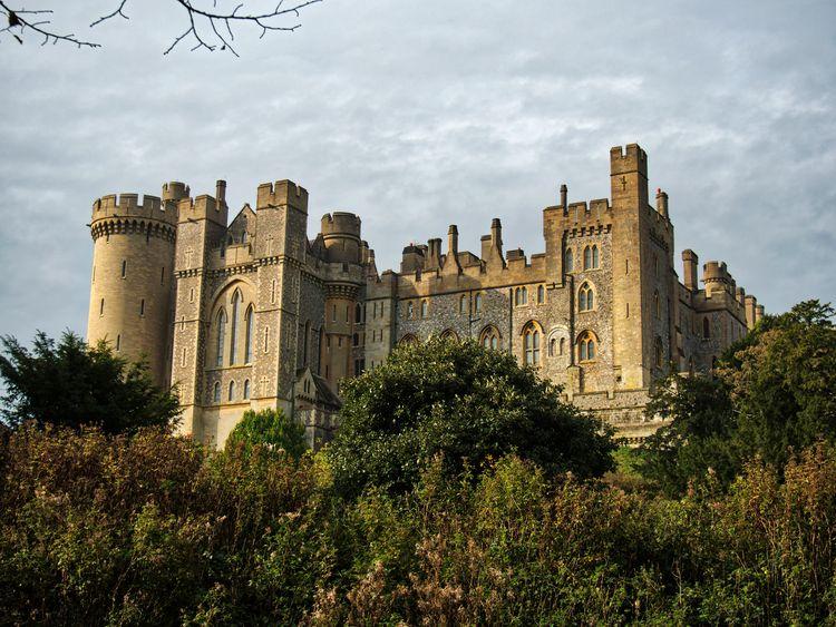 Arundel Castle West Sussex. anc - neilhoward   ello