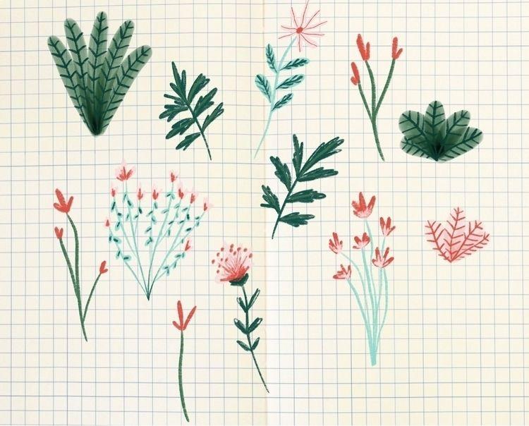 Floral kind mood - veroniquebenedictson   ello