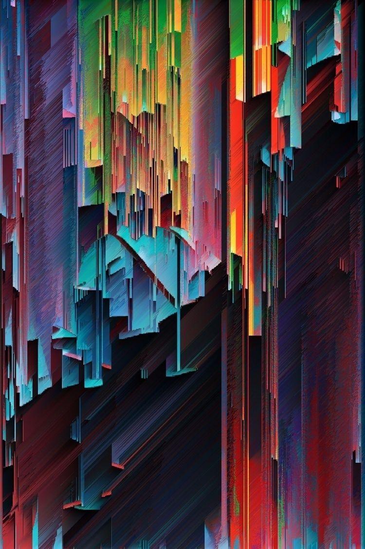 art, abstract, abstractart, digital - phil_clark | ello