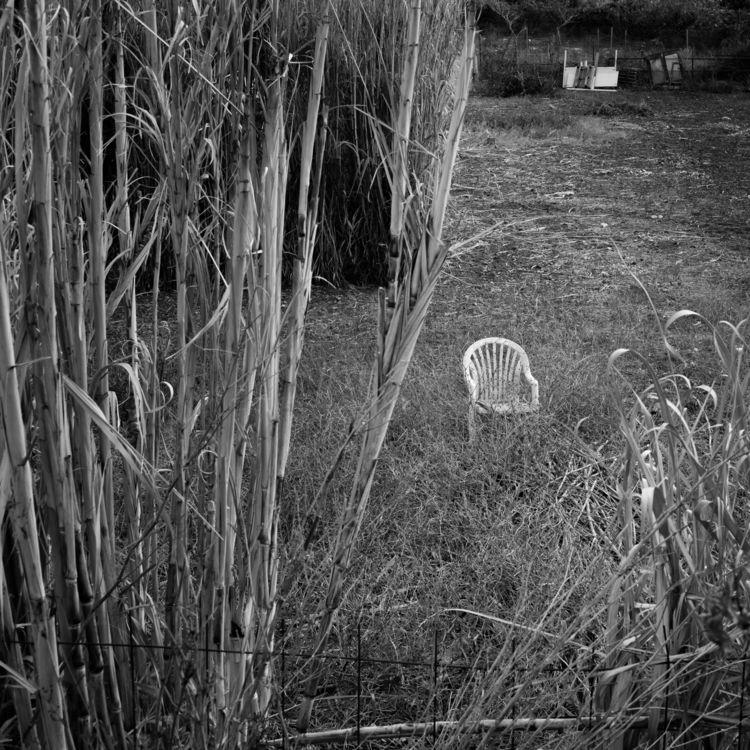 Garden Chair (Spain) 2 - andyflack | ello