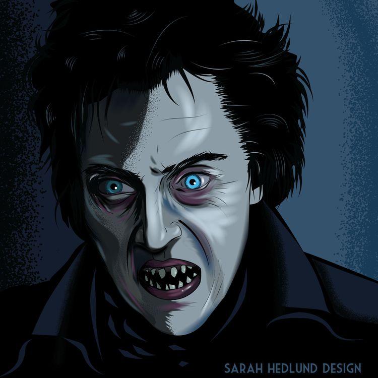 31 Days Halloween begun! theme - sarahhedlunddesign   ello