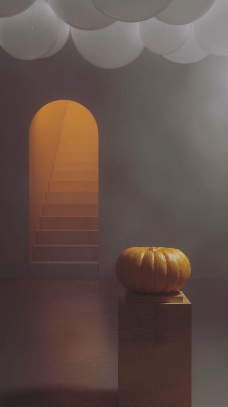 Halloween Mood - 3d, cgi, c4d, redshift - danielmedina3d | ello