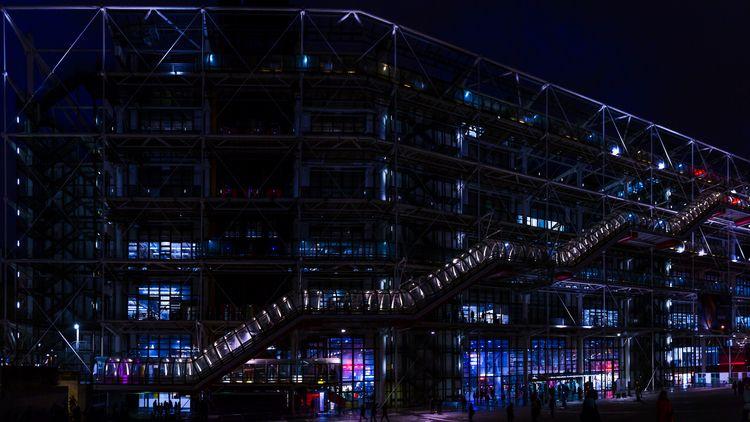 Le Centre Pompidou - photography - felixfelixphotos | ello