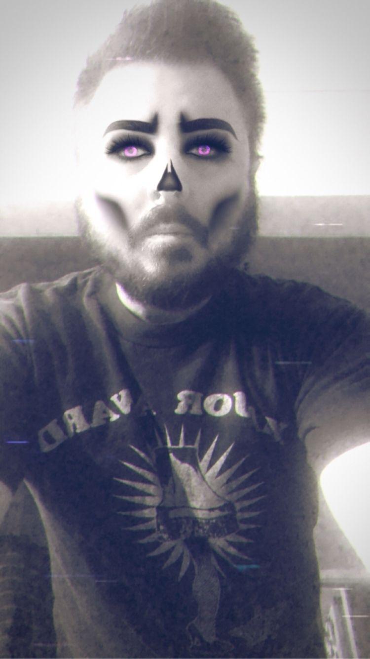Spooky snaps - snapchat - leather666 | ello
