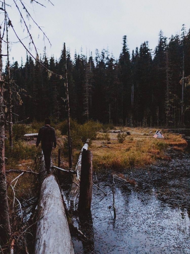 knowing trail ended lake Mt. St - ivankosovan | ello