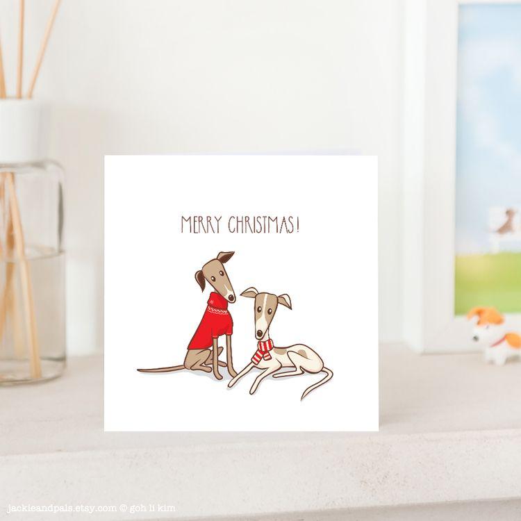 Greyhounds Christmas jumper sca - gohlikim   ello