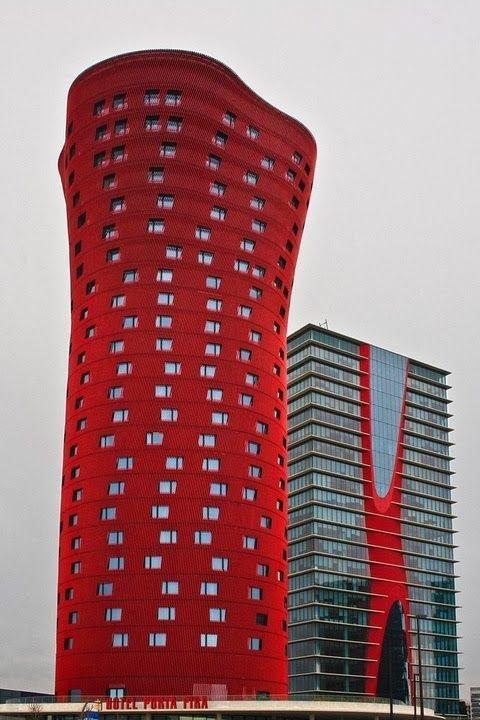 colorful  - red, appartement, design - design1 | ello